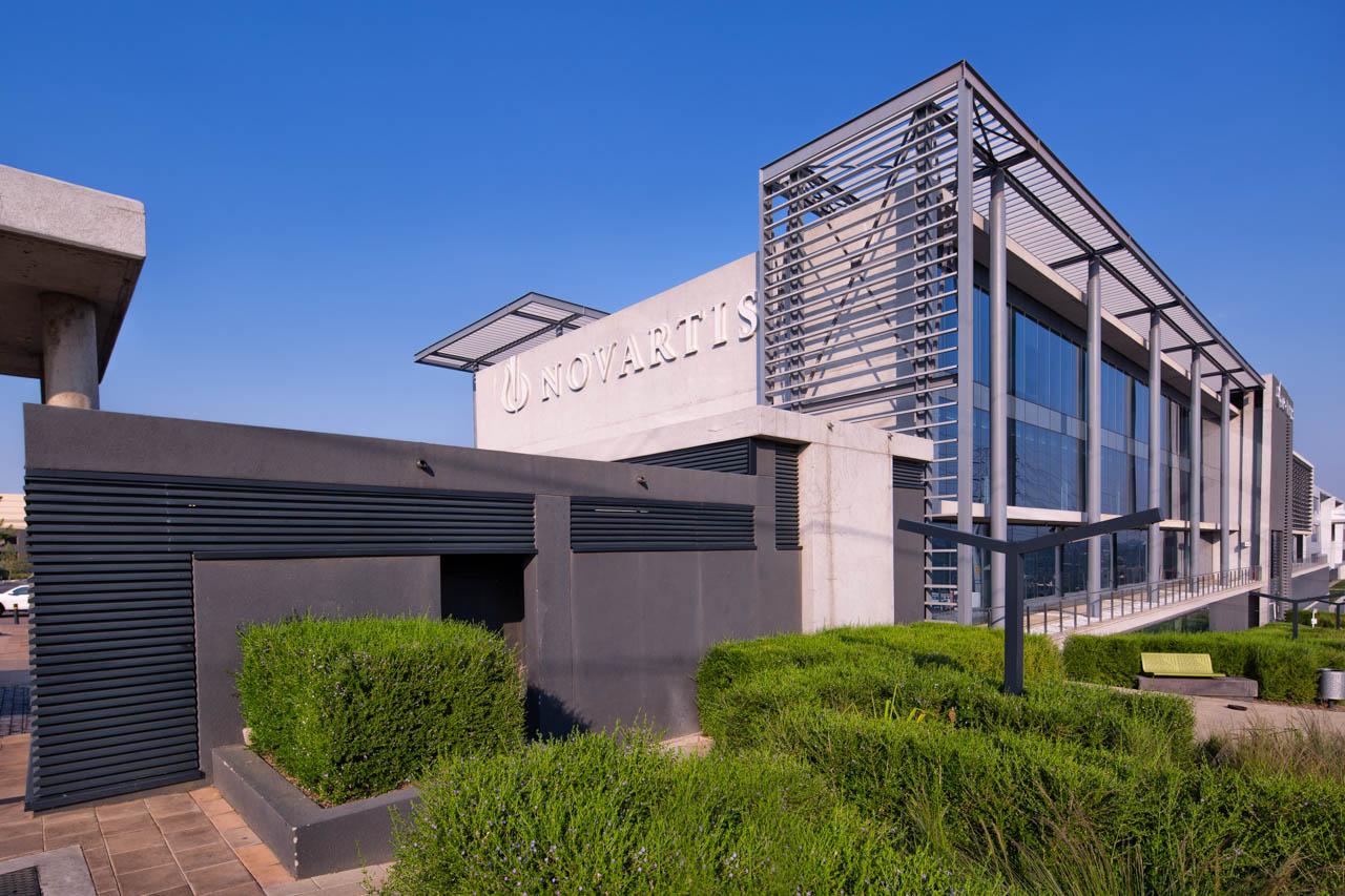 Novartis Head Office Waterfall City