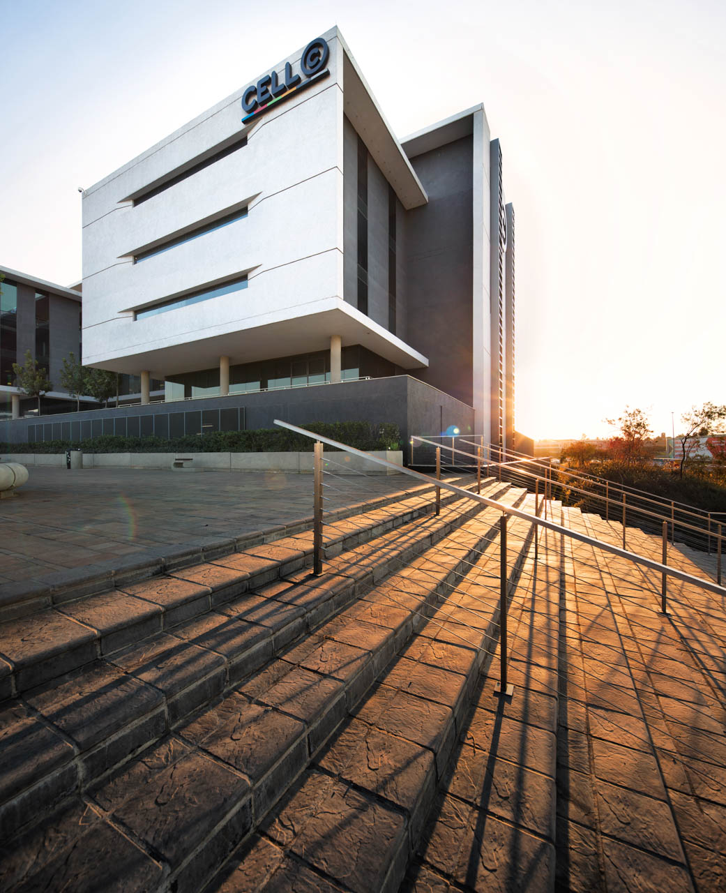 Cell C Campus Waterfall Business Estate
