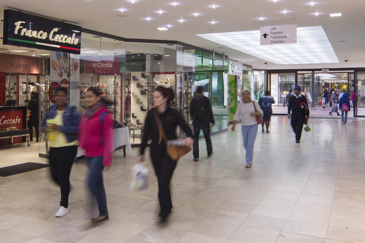 Eikestad Mall Stellenbosch