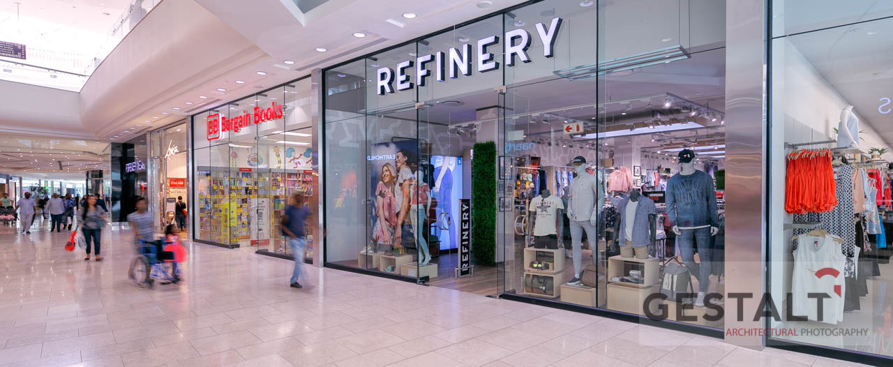Refinery Mall of Africa